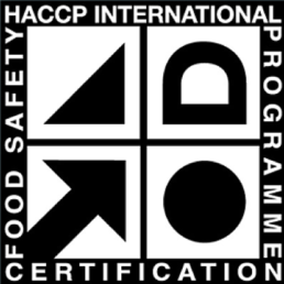 Logo HACCP International - Toilettes sans contact