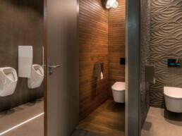 Geberit Siège social Pays-Bas Toilettes WC sans contact (1)