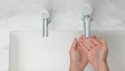 Lavage des mains - Toilettes sans contact - Stern 2_1